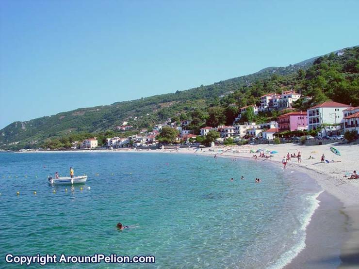 Agios Ioannis - Pélion Magnésie - Grèce