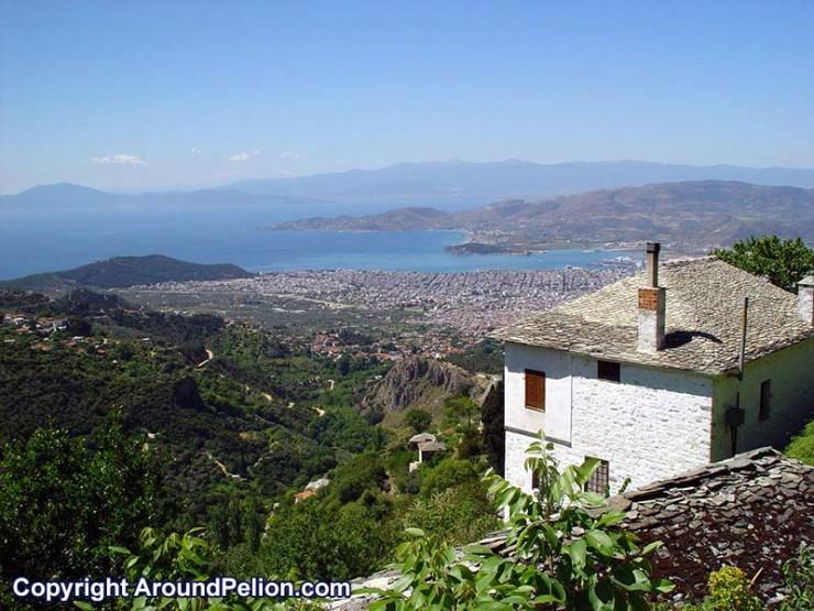 Vacances à Pélion - Grèce