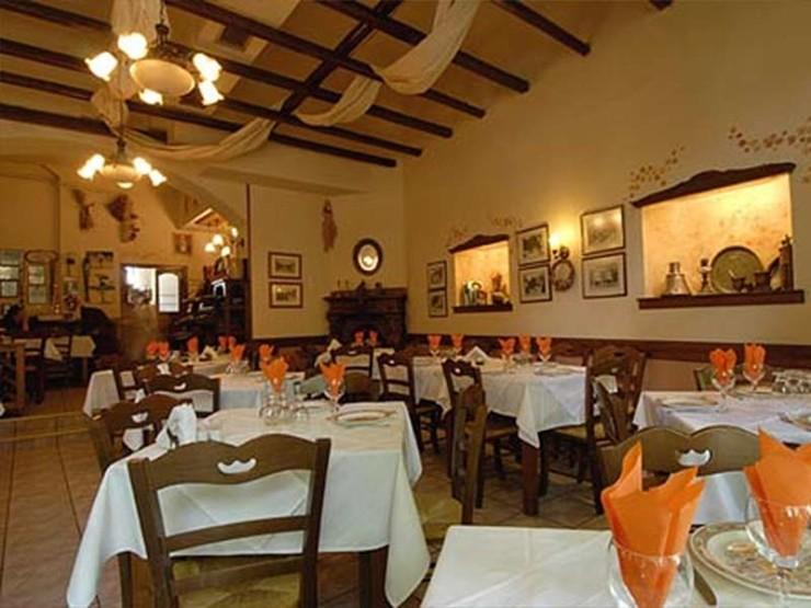 Restaurants et tavernes à Pélion - Grèce