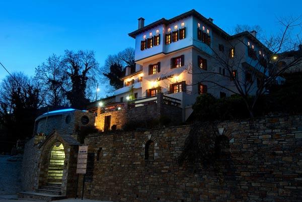 Dryalos Hotel - Milies Pélion Grèce