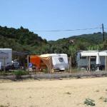 Camping Kastri Beach