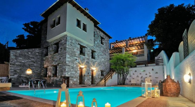 Petradi Hotel - Pélion Grèce